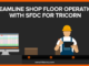 Shop Floor Data Collection for Tricorn