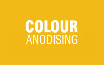 faster booking with colour anodising